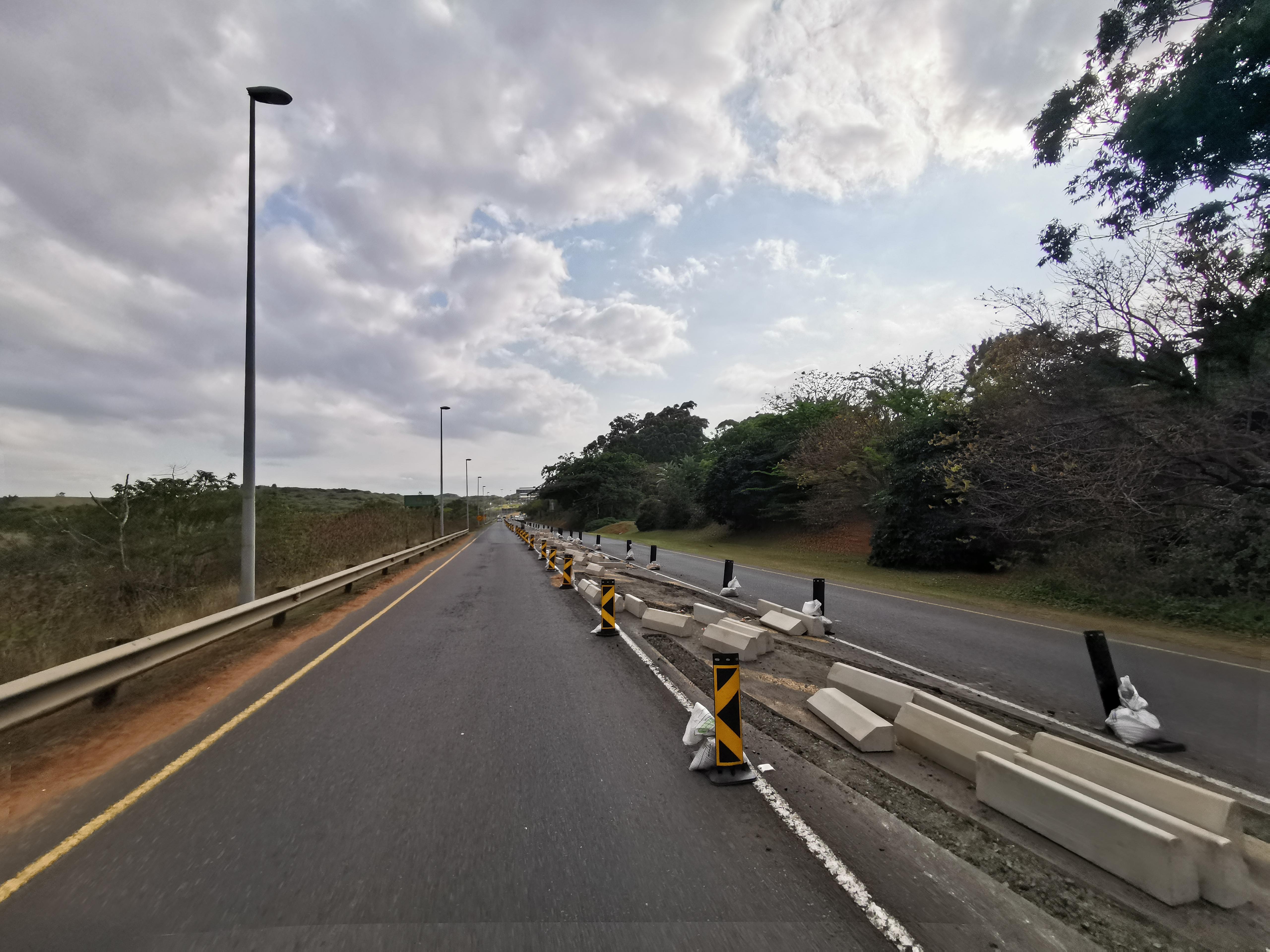 M4 roadworks