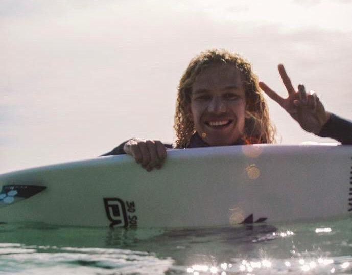 Ballito's local surfers