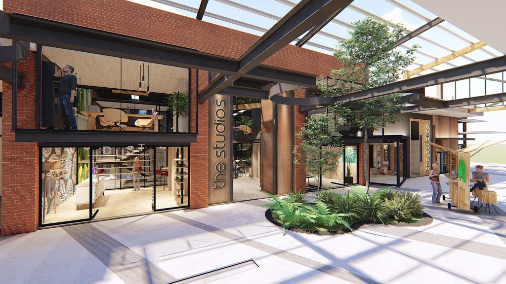 New development at Lifestyle Centre