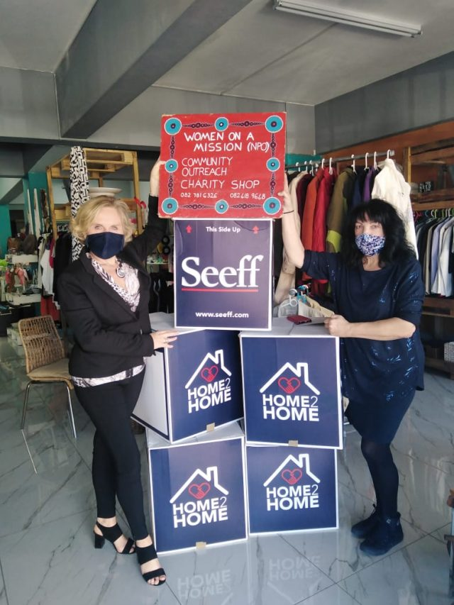 Seeff Home2Home making a Difference