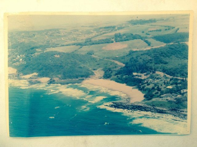 Ballito… back in the day