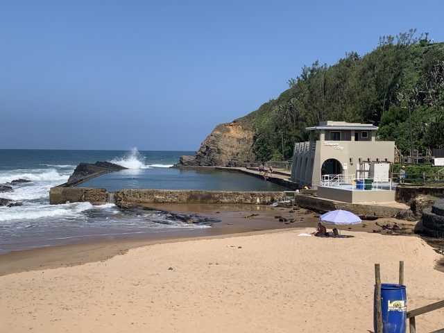 Explore Ballito's tidal pools
